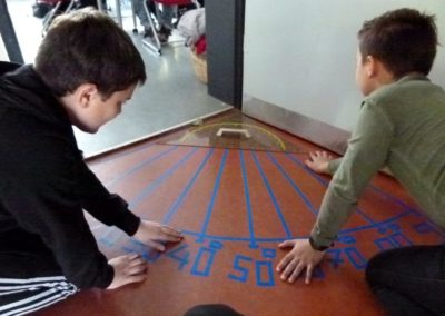 Schüler messen