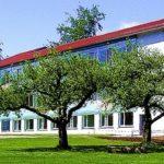 Bild Hauptgebäude Konrad Witz Schule