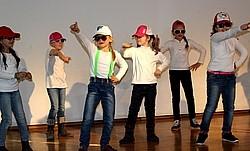 Die Schüler der KWS begeistern mit ihren Auftritten bei Show and Tell