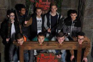 Berliner Dungeon Gruppenbild