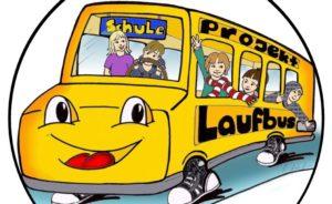 Projekt Laufbus Logo