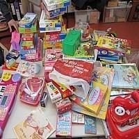 Spielzeuge KWS veranstaltet einen Flohmarkt