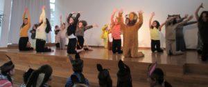 Schüler der KWS begeistern mit ihren Auftritten bei Show and Tell