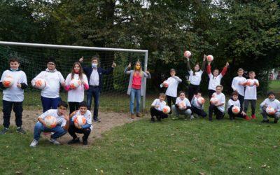 Nachhaltige Integration durch Fußball