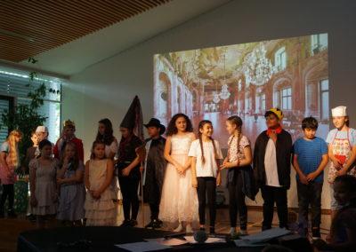 Theateraufführung Theateraufführung Dornröschen