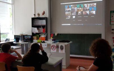 Klassenstufe 6 räumt 3. Platz bei Umweltprojektab