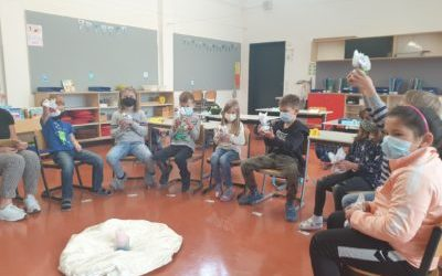 Back to school – Das Schulleben an der KWS erwacht zu neuemLeben